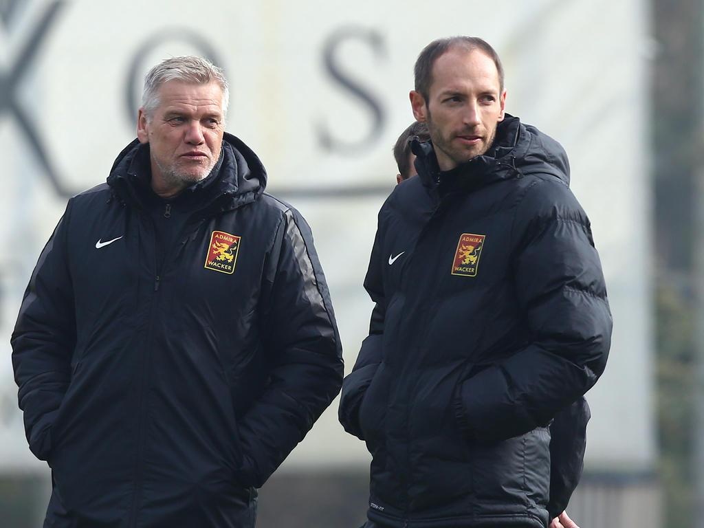 Ernst Baumeister ist neuer Sportchef, Alexander Friedl geht