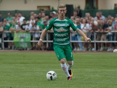 Neuzugang Florian Kainz kann sich als Vorlagengeber auszeichnen