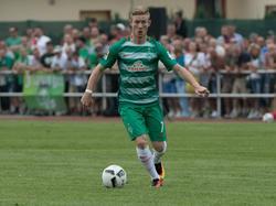 Florian Kainz fehlt zu Beginn des Werder-Trainingslagers