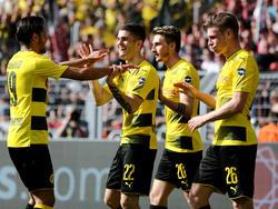 El BVB suma en la clasificación 51 puntos. (Foto: Getty)
