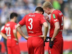 Die Kölner haben sich mit dem Abstieg abgefunden