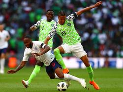 Inglaterra ganó ante su público a la selección africana. (Foto: Getty)