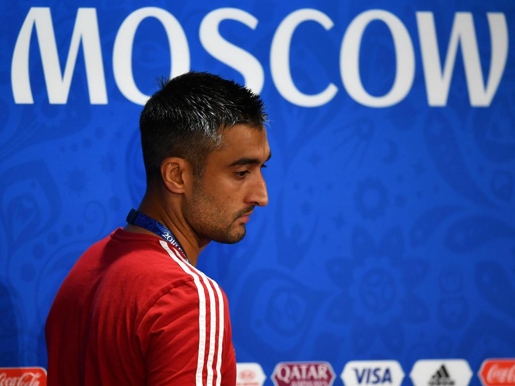 Aleksandr Samedov fordert mehr Unterstützung