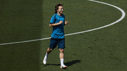 Luka Modric verá incrementado su salario en fechas próximas. (Foto: Getty)