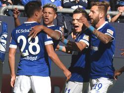 Schalke kann wieder jubeln