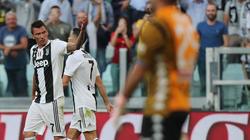 Mandzukic brilló con un doblete ante el Nápoles. (Foto: Getty)