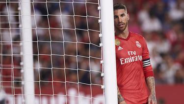 Sergio Ramos zeigt sich nach Trainings-Eklat bei Real Madrid versöhnlich