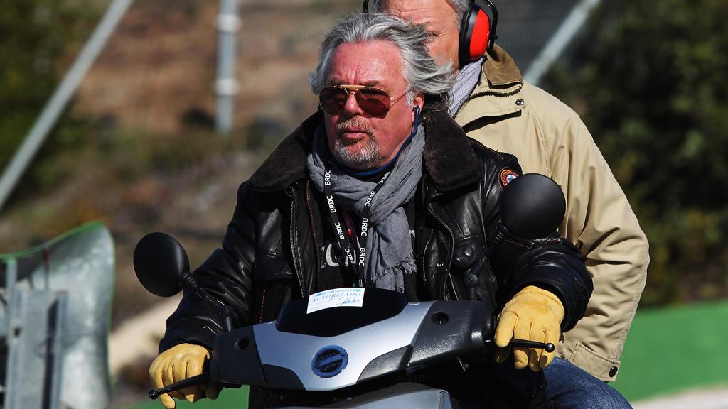 Keke Rosberg feiert seinen 70. Geburtstag