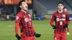 Wu Lei aterriza en la liga española para dar goles al Espanyol. (Foto: Getty)