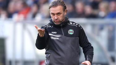 Hannover 96 blamiert sich neun Tage vor dem Duell mit Schalke gegen Arminia Bielefeld