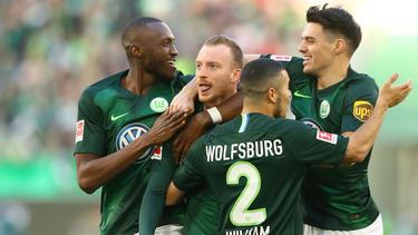 Der VfL Wolfsburg ist weiter auf Kurs Richtung Europa