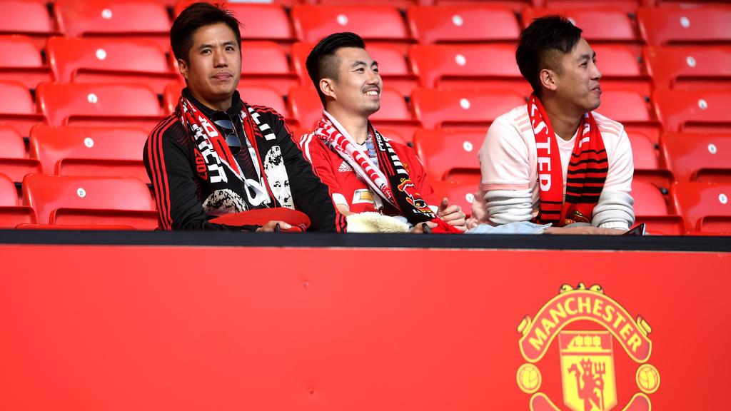 Die Fans von Manchester United müssen für das Spiel in Barcelona viel Geld in die Hand nehmen