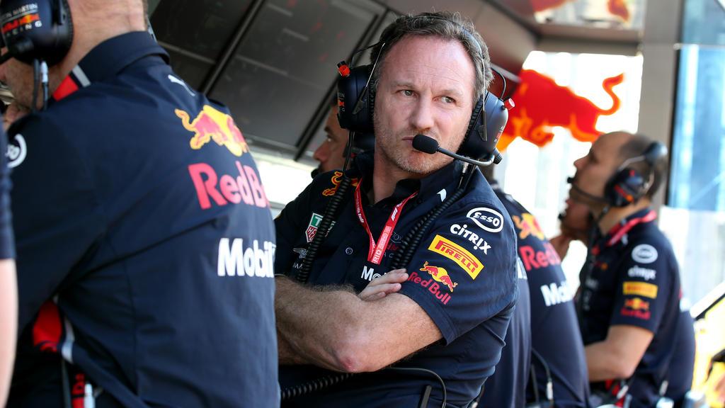 Red Bull sieht sich noch nicht als Titelkandidat in der Saison 2019