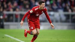 Robert Lewandowski und der FC Bayern sind gegen den FC Liverpool gefordert