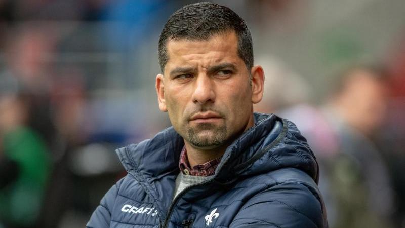 Dimitrios Grammozis soll ein Trainer-Kandidat beim HSV sein