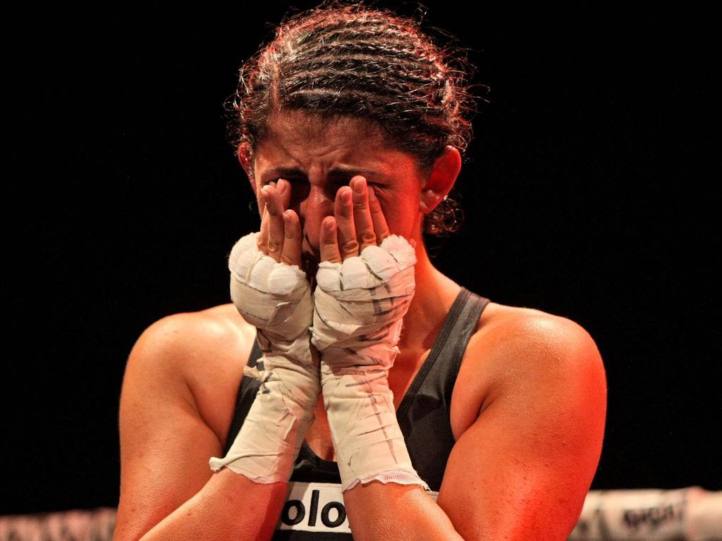 Im Alter von 31 Jahren beendet Rola El-Halabi ihre Karriere