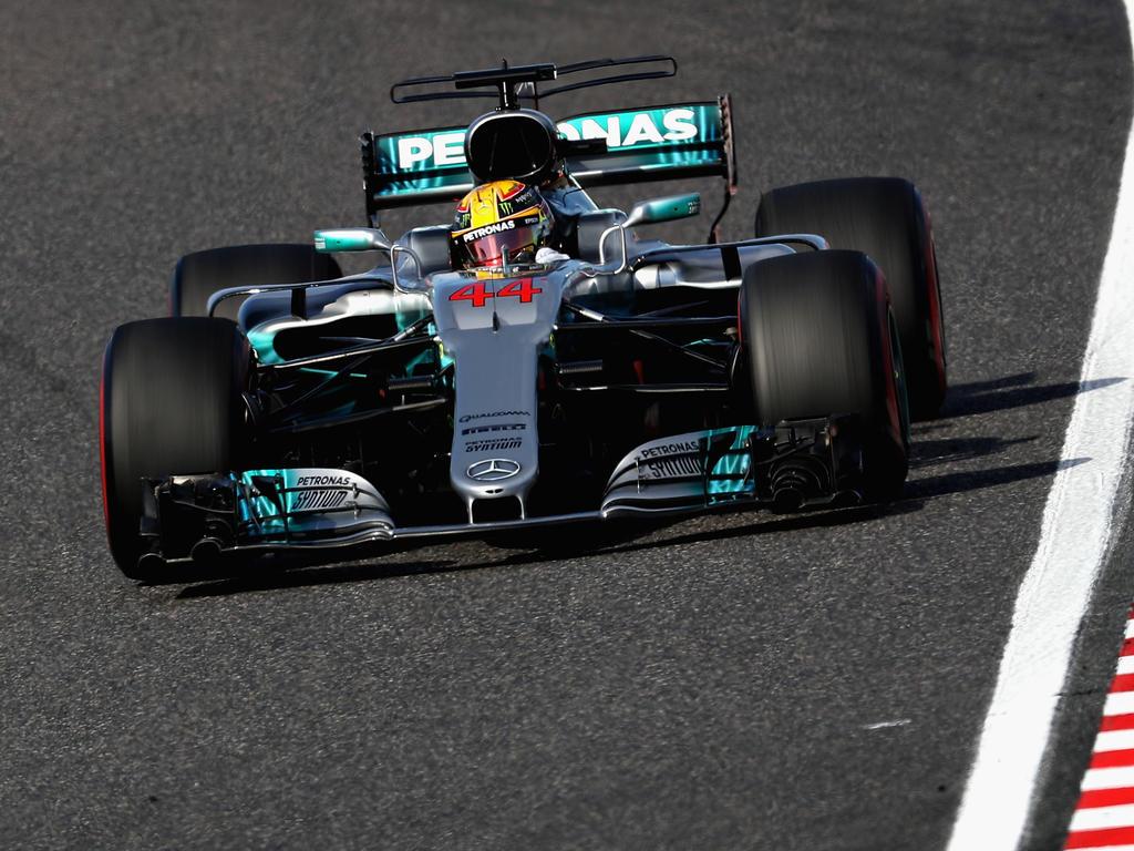 Lewis Hamilton hat die WM 2017 trotz eines zickigen Boliden gewonnen