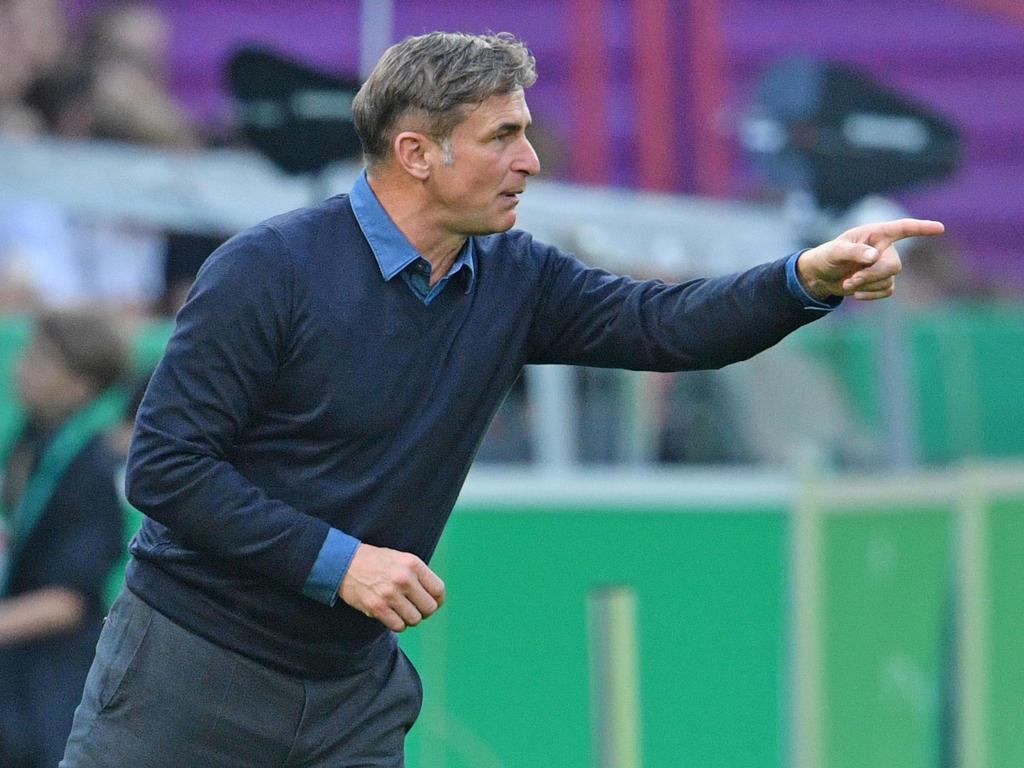 Stefan Kuntz nahm seine Mannschaft in die Pflicht