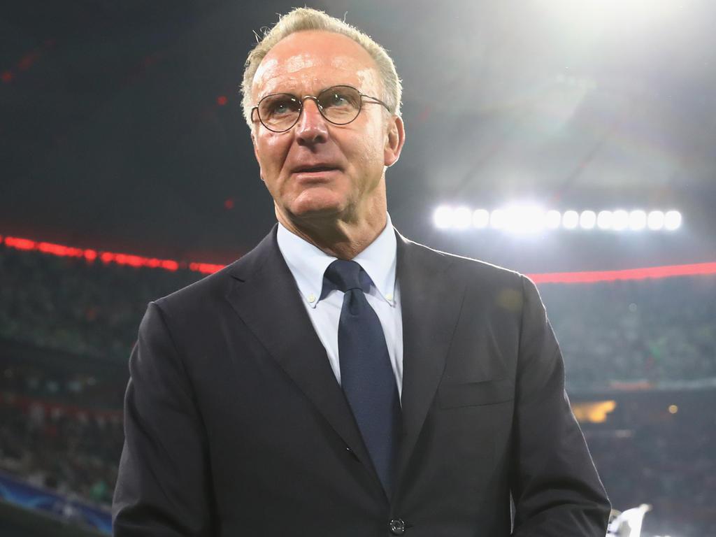 Rummenigge peilt mit dem FC Bayern die nächsten Titel an