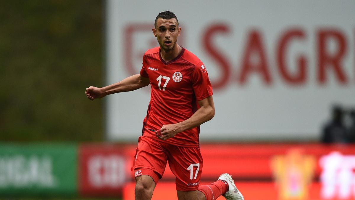 Elyes Skhiri steht mit Tunesien im Halbfinale
