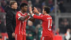 Juan Bernat konnte sich beim FC Bayern nicht in der ersten elf festspielen
