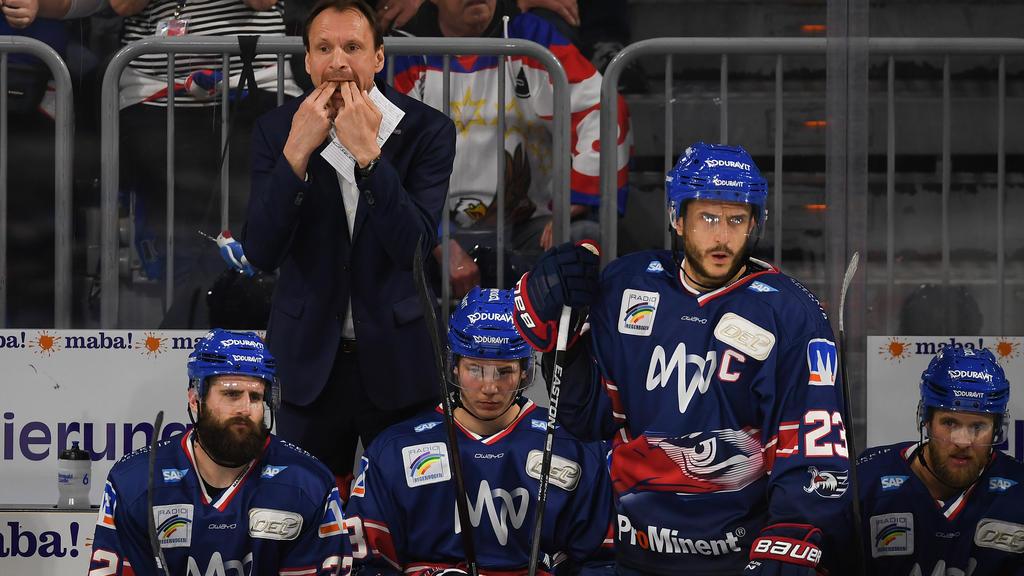 Die Adler aus Mannheim starten mit einem Sieg in die neue Spielzeit