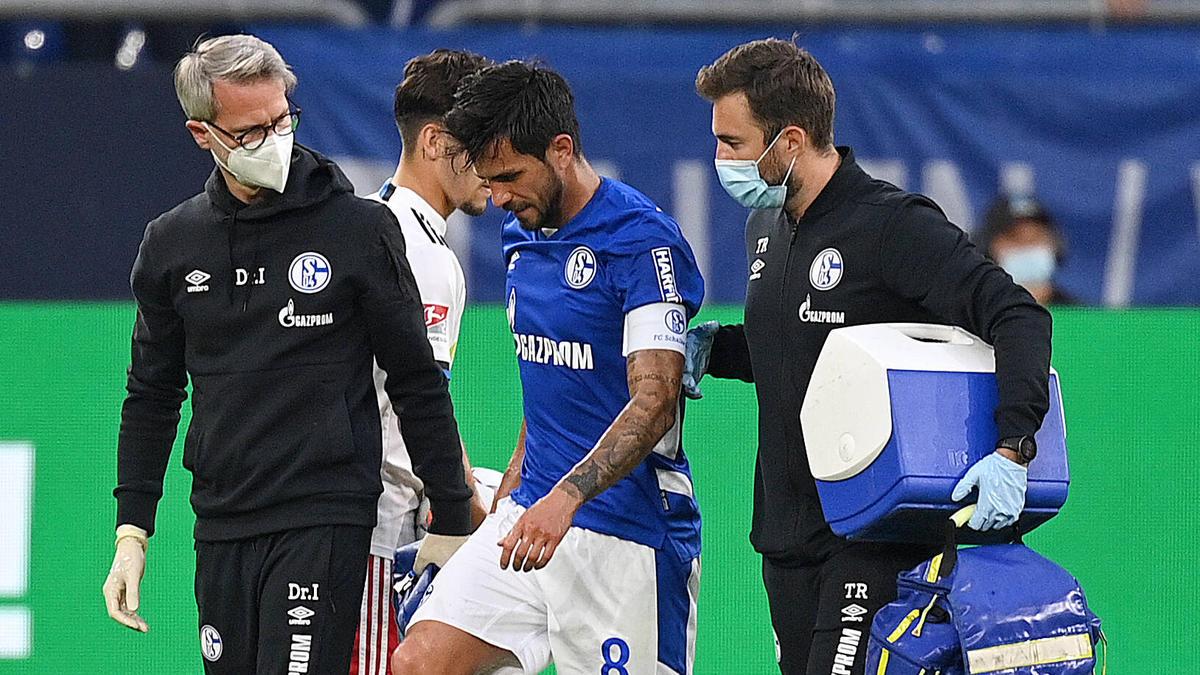 Für Danny Latza sucht der FC Schalke 04 nach Ersatz
