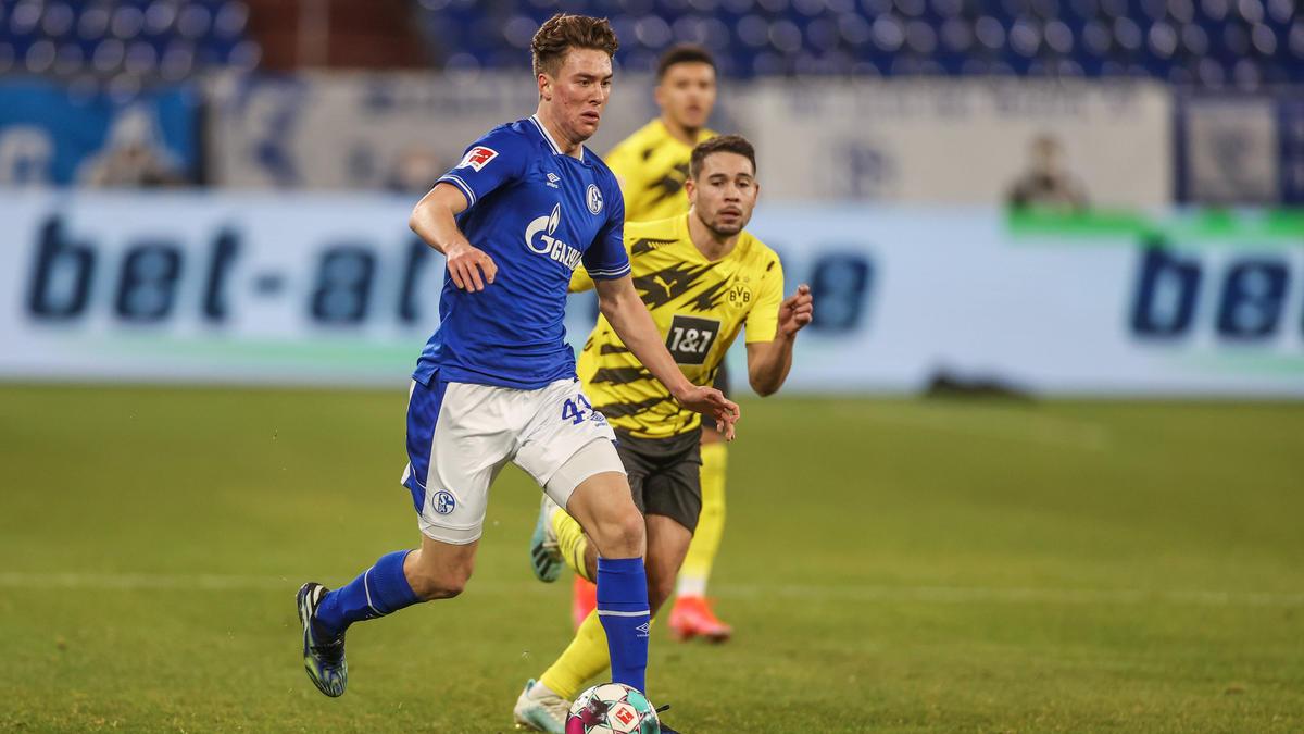 Der FC Schalke 04 könnte Matthew Hoppe verkaufen