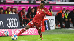 Der FC Bayern wäre Bouna Sarr gerne losgeworden