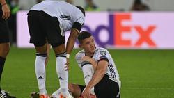 Robin Gosens verletzte sich beim Länderspiel gegen Liechtenstein