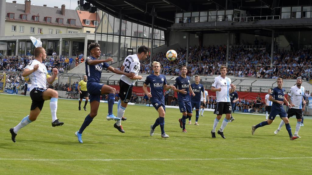 1860 München trifft auf den SV Meppen