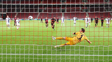 2. Bundesliga: HSV verliert beim VfB Stuttgart
