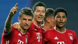 Der FC Bayern trifft im CL-Finale auf Paris Saint-Germain