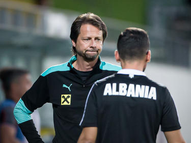 Der Auftritt gegen Albanien ließ nicht nur Peter Schöttel einigermaßen ratlos zurück