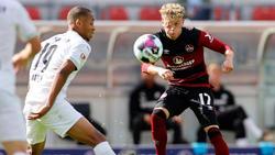 Der 1. FC Nürnberg fuhr den ersten Saisonsieg ein