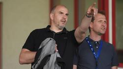 Spricht über die Talente des BVB: Matthias Schober, sportlicher Leiter der Knappenschmiede des FC Schalke 04