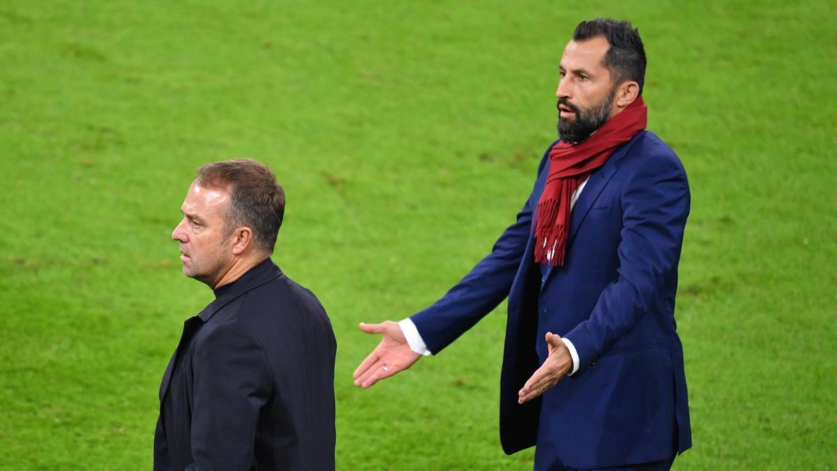 Die Bayern-Bosse rund um Hasan Salihamidzic denken offenbar um