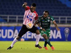Júnior sigue poniendo en alto el nombre de Colombia.