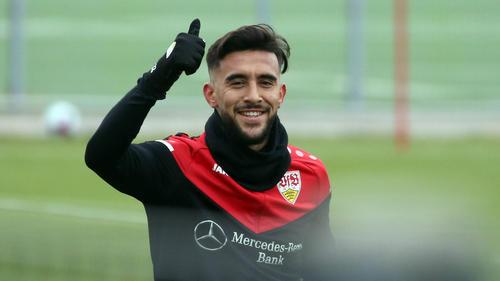 Verlässt Nicolás González den VfB Stuttgart?