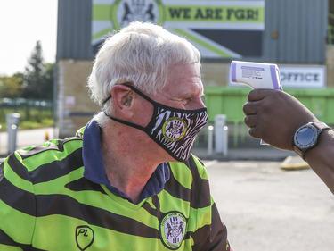 Die Rovers-Fans dürfen schon wieder zu ihren veganen Kickern