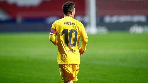 Verlässt Lionel Messi den FC Barcelona?