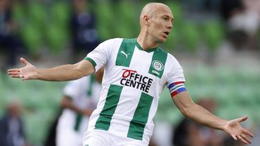 Arjen Robben kämpft mit Verletzungen
