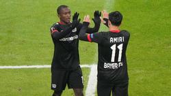 Bayer Leverkusen feierte einen souveränen Sieg in der Europa League