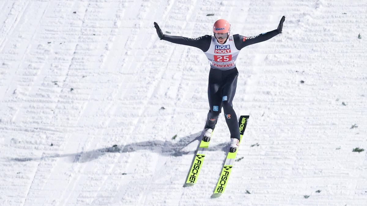 Karl Geiger verpasst das Wunder bei der Vierschanzentournee