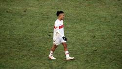 Daniel Didavi lässt seine Zukunft beim VfB Stuttgart offen
