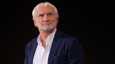 Sieht sich im Trainerwechsel bestätigt:Rudi Völler