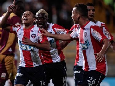 Atlético Junior ganó por 2-0 a los Millonarios en la ida de cuartos. (Foto: Imago)
