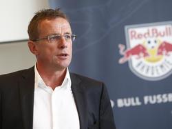 Zieht RB-Sportdirektor Ralf Rangnick ein Talent aus der renommierten Talenteschmiede La Masia an Land?