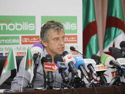Algeriens neuer Trainer