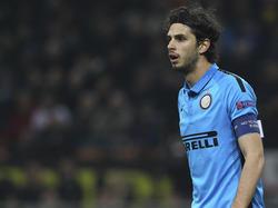 Will mit Inter in der Tabelle nach oben klettern: Andrea Ranocchia